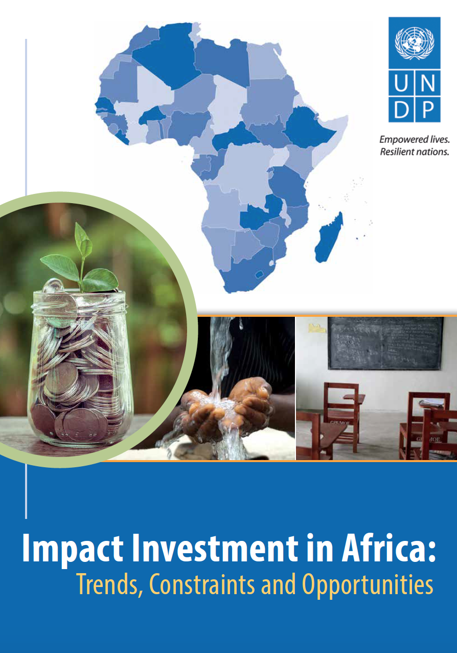 Imfino - Impact Investment in Africa: Trends, Constraints