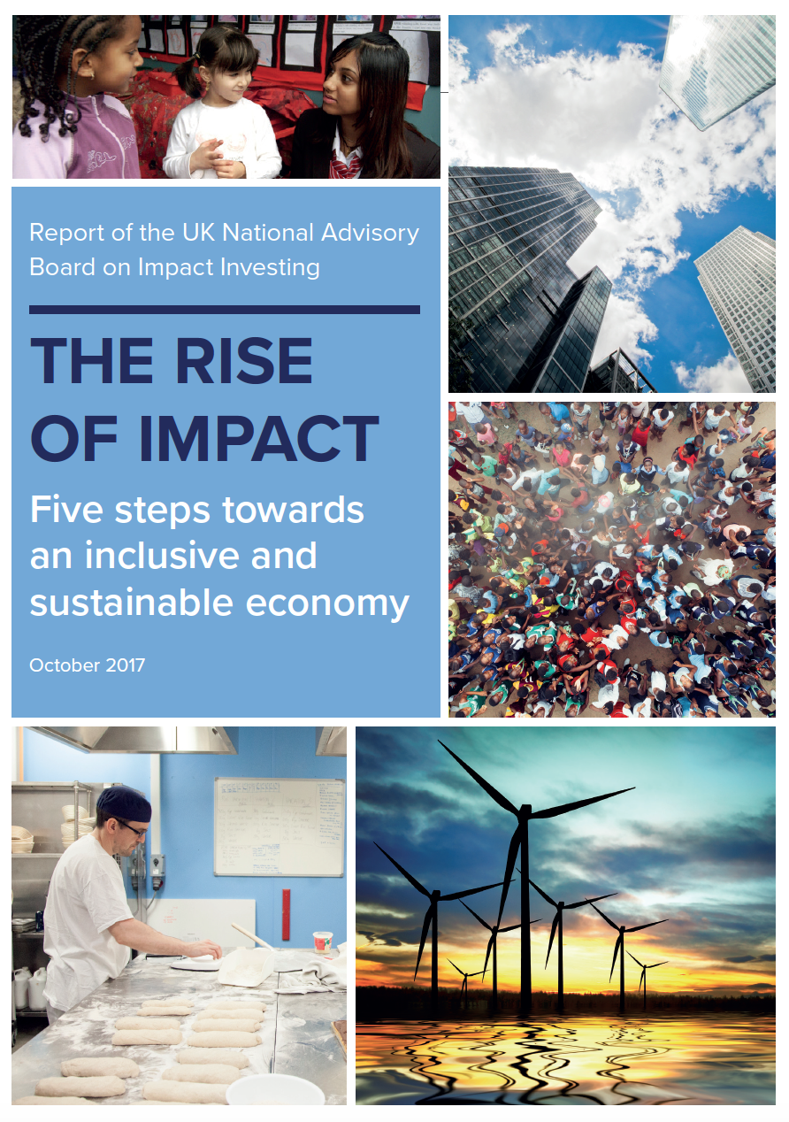 Rise of Impact Investing
