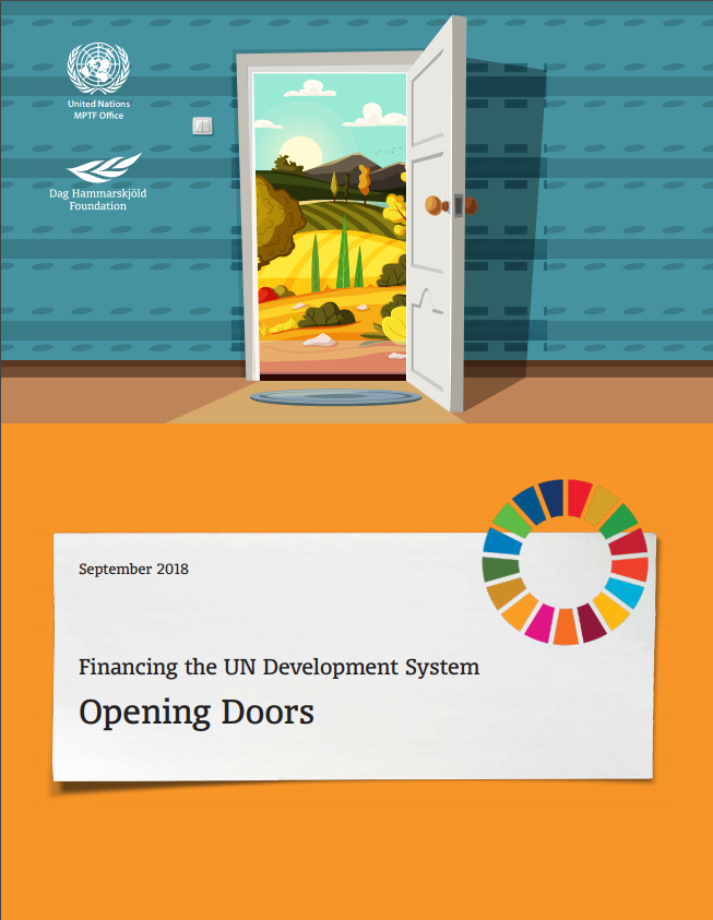 Financing the UN Development System 2018
